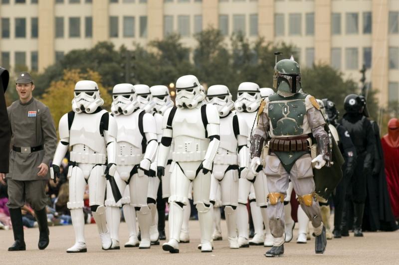 Dreamer – stormtrooper armour pepakura